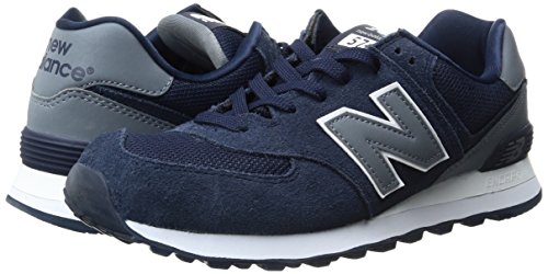 new balance men's ml574 lifestyle sneaker