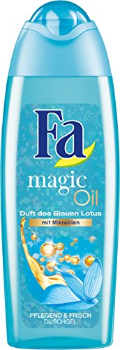 Fa Duschgel Magic Oil, Duft des Blauen Lotus, 6er Pack (6 x 250 ml)