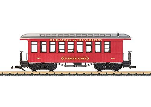 Lgb Toy Train (Märklin LGB Durango and Silverton Passenger car, Vehicle)