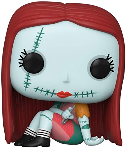 Funko- Pop Disney The Nightmare Before Christmas-Sally Sewing Figura Coleccionable, Multicolor (48180)