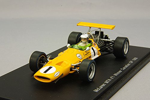1/43 McLaren M7A No.1 Winner Canadian GP 1968 Denny Hulme S3096