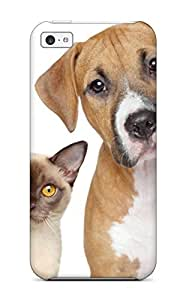 Hot 7586517K68116668 New Cat And Dog Skin Case Cover Shatterproof Case For Iphone 6 (4.5)