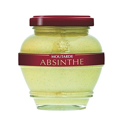 Absinthe Mustard 7oz (Domaine Rouge)