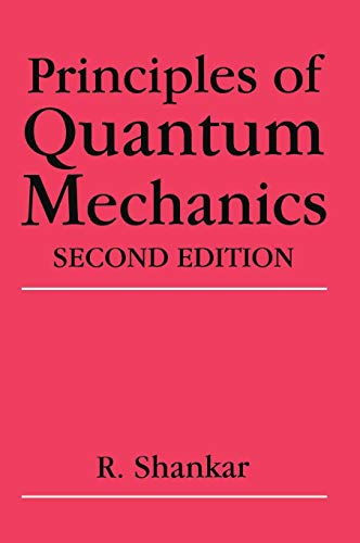 (Principles of Quantum Mechanics, 2nd Edition)