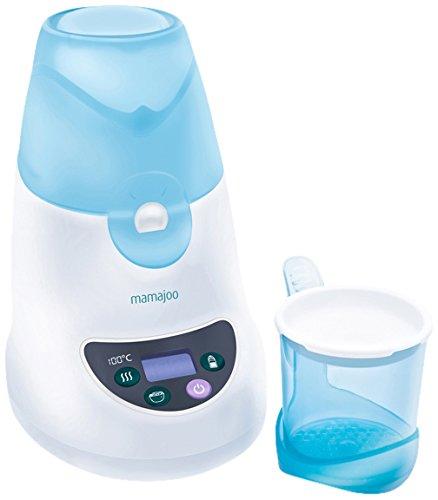 Mama JOO mmj1738/3/en 1/Digital biberones /& calentador de alimentos y Esterilizador