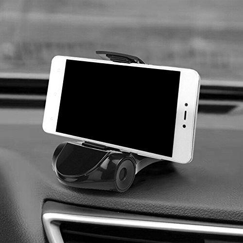 Vetra VT Car Model Auto Dashboard Decorative Mobile Holder for Honda Amaze  Black