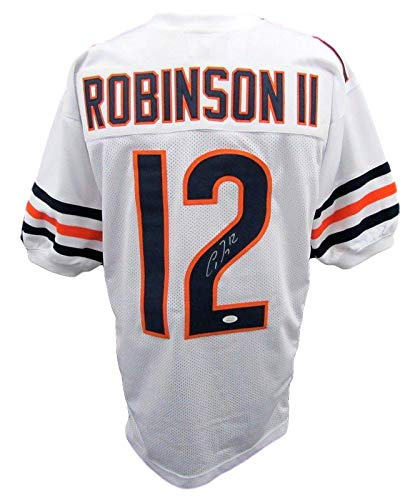 Allen Robinson II Signed/Autographed Chicago Bears White Jersey JSA 142815