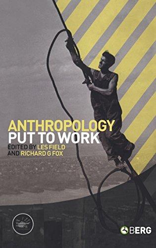 Anthropology Put to Work (Wenner-Gren International Symposium Series)