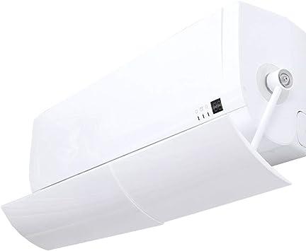 antivento aria condizionata retrattile telescopico per casa e ufficio deflettore frangivento per aria condizionata Fovor facile installazione anti-freddo