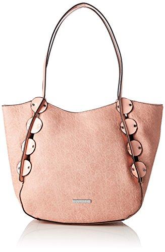 Bulaggi Lenny Shoulderbag - Shoppers y bolsos de hombro Mujer Rosa (Pastel Rose)