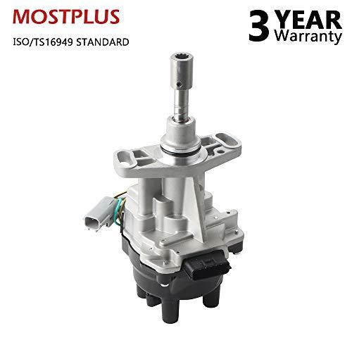 (MOSTPLUS New Ignition Distributor for 96-97 Nissan Pickup Truck D21 Hardbody 2.4L)