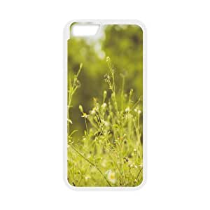 Okaycosama Funny IPhone 6 Cases Flower 248 for Guys, Hard Case for Iphone 6, [White]