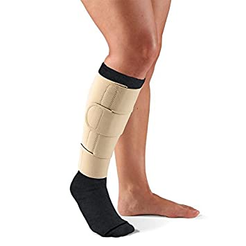 e21bb9383478b Amazon.com: 30-40 Mmhg Compreflex Lite Below Knee W/10-15 Mmhg Socks ...