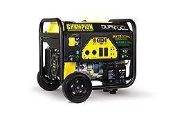 ▷ Champion Power 7500 Watt vs Westinghouse WGen7500