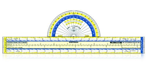 APR Plotter DNP-13 (Wac Chart)