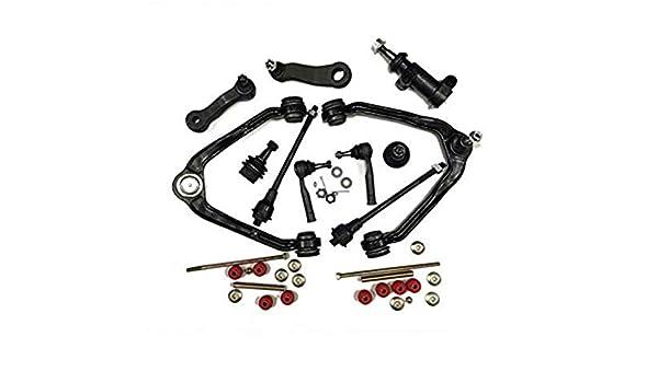 Mac Auto Parts 126418 Escalade Tahoe Yukon Suburban Silverado 3 groo Idler Pitman Arm Bracket Hose Kit