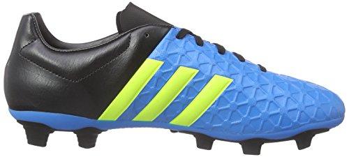 adidasControl Entry FxG - zapatillas de fútbol Hombre Azul - Blau (Solar Blue2 S14/Solar Yellow/Core Black)
