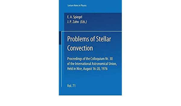 Problems of Stellar Convection