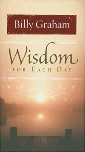 Image result for wisdom for each day billy graham amazon