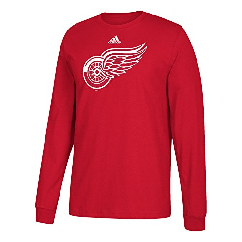 ings Adult Unisex Primary Logo Stand Out L/S Tee, 4X-Large, Red ()