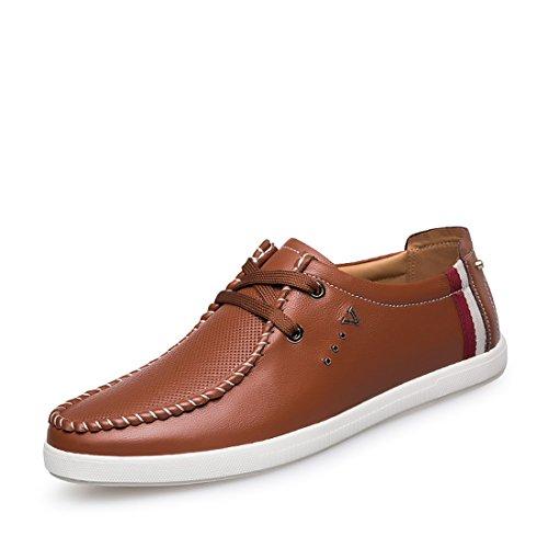 39 Minitoo Herren LH8089 Braun LHEU Braun EU Sneaker Größe x0w014qvr