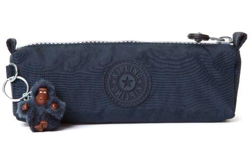 Kipling Freedom Pen Case/Cosmetic Bag, True Blue, One Size (Kipling Handbags On Sale)