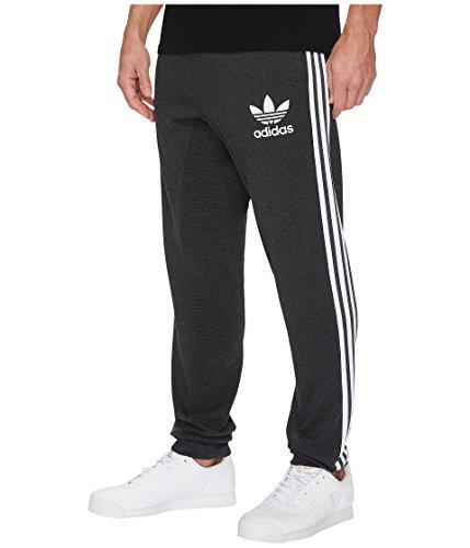 adidas Originals Men's Bottoms Curated Pants, Black Melange, Small