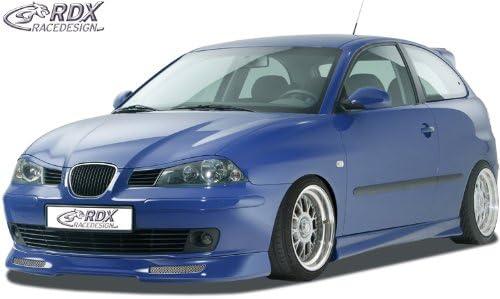 ABS Scheinwerferblenden Seat Ibiza//Cordoba 6L 2002-2008