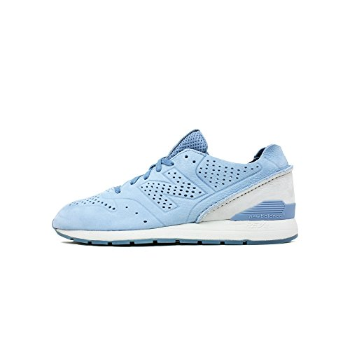 New Balance MRL696 DECONSTRUCTED SUMMER UTILITY mens fashion-sneakers MRL696DE_8.5D - BLUE/SLATE BLUE/CONCRETE by New Balance