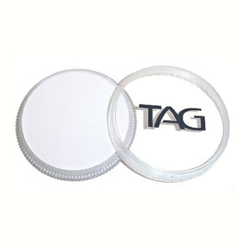 TAG Face Paints - White (32 gm) (Best White Face Paint)