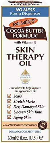 Cocoa Butter Formula Skin Therapy Oil With Vitamin E - Rosehip Fragrance Palmer
