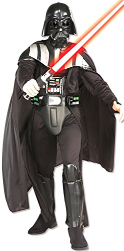 Rubie's Costume Star Wars Darth Vader Deluxe Adult, Black, X-Large Costume