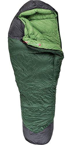The North Face Green Kazoo Sleeping Bag Reg green Design left 2016 mummy sleeping bag