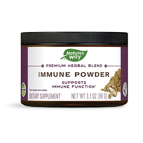 Nature's Way Premium Extract Blended Powder and Supports Immune Function, 3.1 Ounce (Extract Natures Way)
