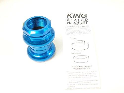 CHRIS KING (クリスキング)) 1 1/4オーバーサイズスレッド(1 1/4オーバーサイズスレッド) ヘッドセット B07DT21MPZ