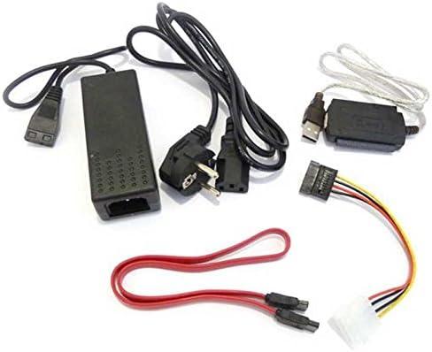 OcioDual Adaptador de IDE/Sata a USB: Amazon.es: Electrónica