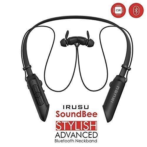 irusu wireless earphones neckband under 3000