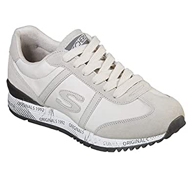 Skechers Womens 911 Reminisce Off-White Size: 6