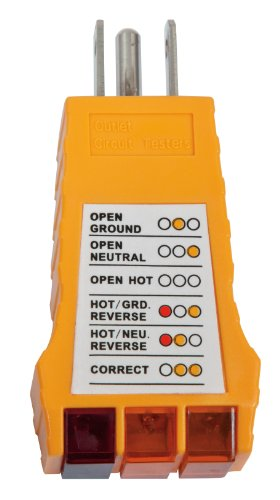 Klein Tools RT100 Receptacle Tester