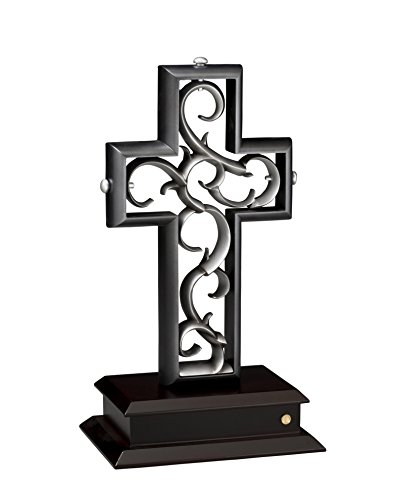 - Unity Cross Slate Black and Pewter