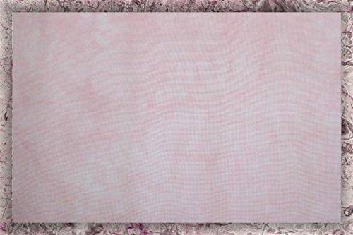 Hand-dyed 14 Count Aida Cloth (DMC/Charles Craft) - 29x35 - (Hand Dyed Cross Stitch Fabric)