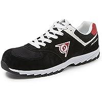 Dunlop DL0201018-47 Zapatos, Negro, 47