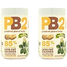 PB2 Powdered Peanut Butter, 16 oz - 2 Bottle