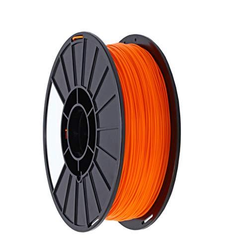PETG Orange Solid 3idea 1.75 mm Printer Filament (Orange Solid) | 1 kg Spool 3D Printing Material