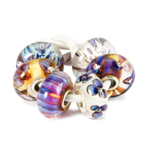 Trollbeads Purple Heaven Kit - TGLBE-00045