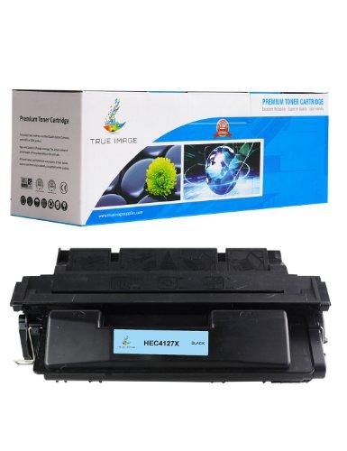 TRUE IMAGE Compatible HP 27X C4127X Toner Cartridge (Black, 1 Pack)