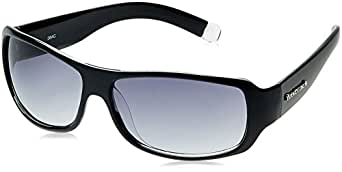 Fastrack UV Protection Wrap Men's Sunglasses - (P089BK1|61|Multi-Color)