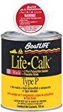 BoatLIFE Life Calk ''P'' Quart Kit, Black
