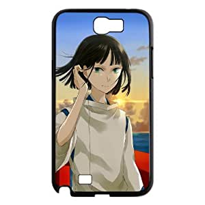 Personal Phone Case Spirited Away For Samsung Galaxy Note 2 N7100 S1T3438