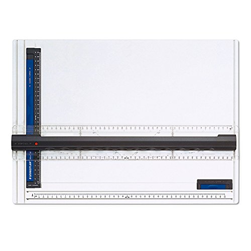 Staedtler drafting machine drawing board Mars Tecnico A3 size ST661-A3 - Drafting Machine Scale